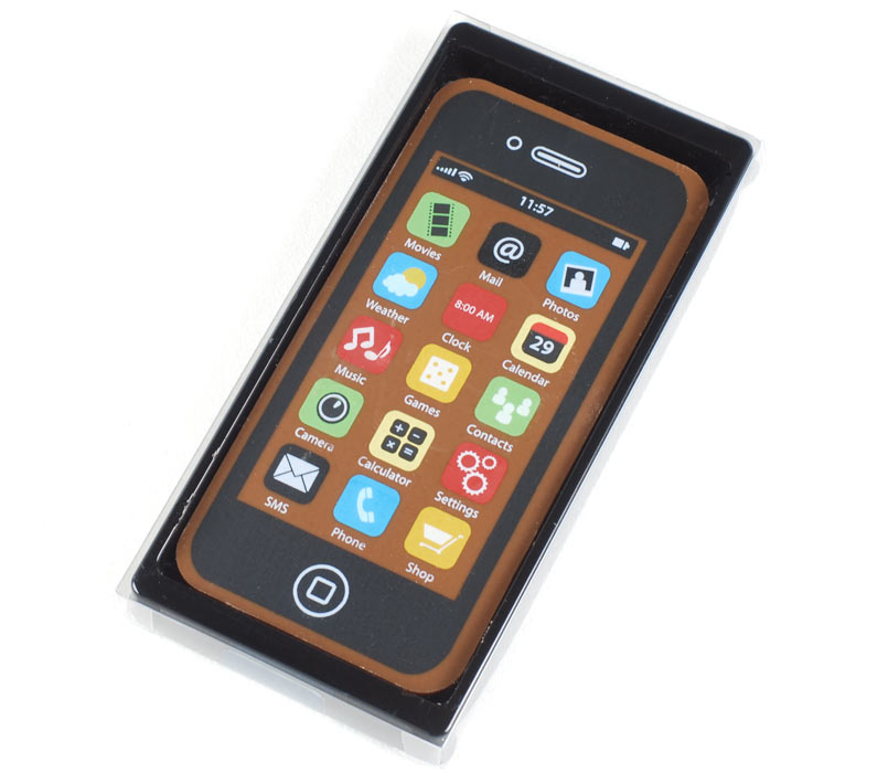 The Chocolate Smartphone