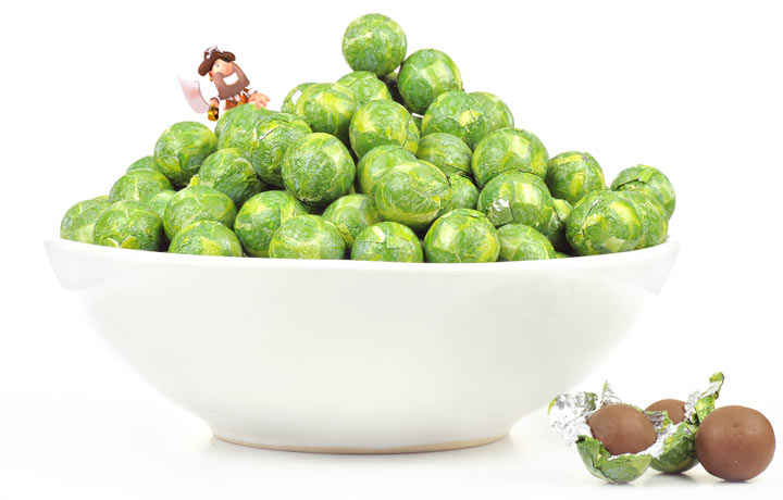 Sprouts (Real Milk Chocolate)