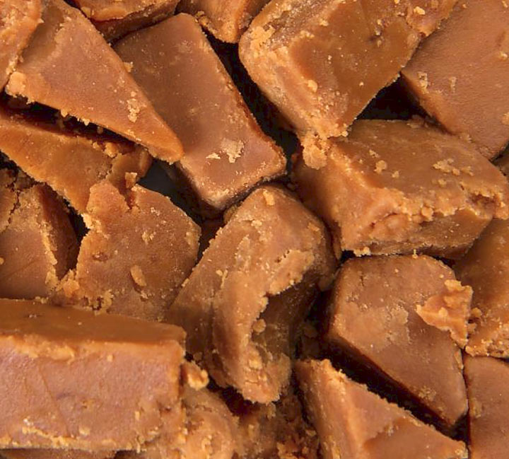 Dairy Free Vegan Fudge (Chocolate Orange)