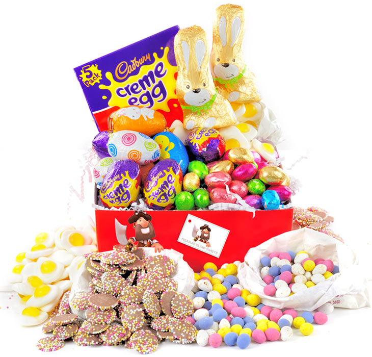 Easter Bunny Selection Hamper