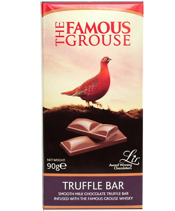 Famous Grouse Truffle Bar (best before end 04/20)