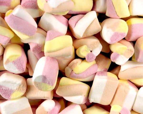 Marshmallow Flumps Bitsize Soft Mallow Sweets