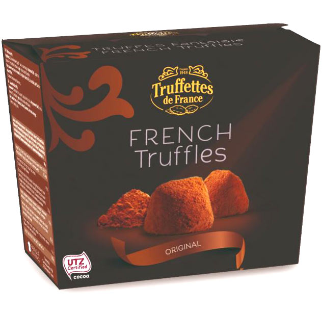 French Truffles Cocoa Dusted 250g