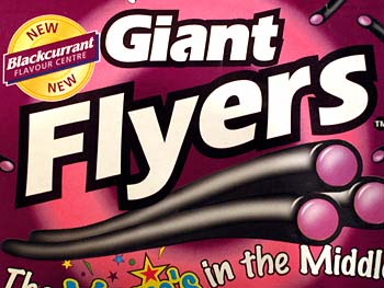 Giant Flyers Blackcurrant