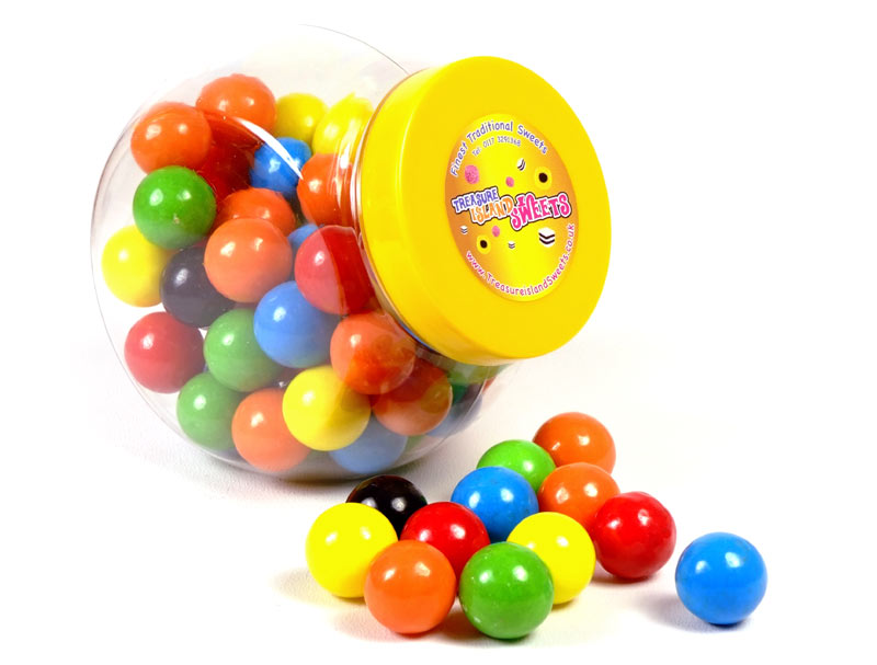 Gobstoppers Sweet Jar