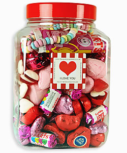 I Love You Selection Jar
