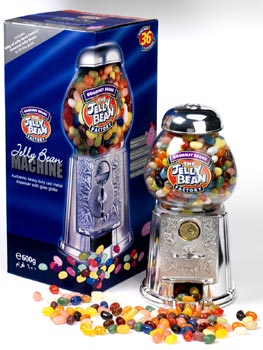 Jelly Bean Machine Die Cast Metal (JBF)