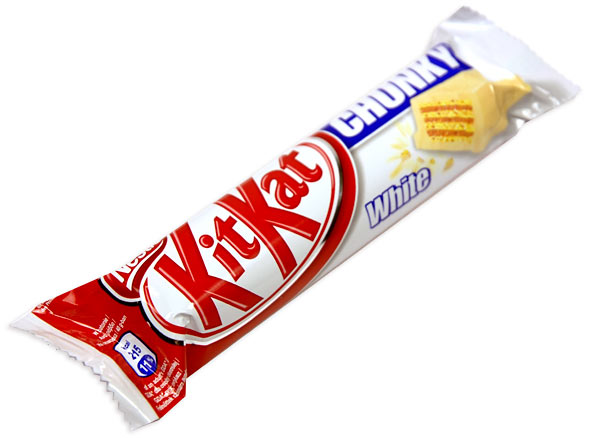 Kit Kat Chunky White Chocolate Box Of 36