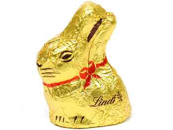 62% OFF Lindt Gold Bunny - BEST BEFORE END AUGUST 2020