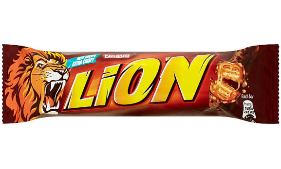 Lion Bar Milk Chocolate 50g