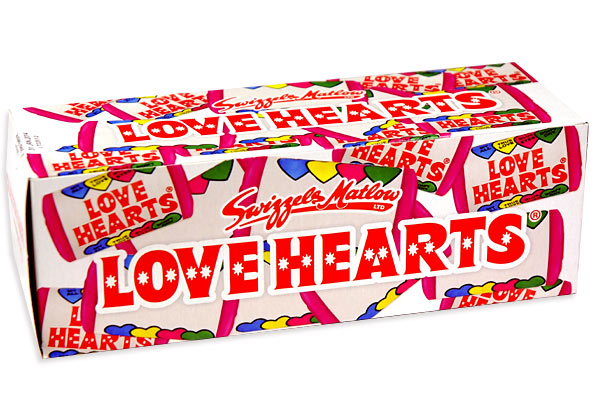 Swizzels Love Hearts Gift Box