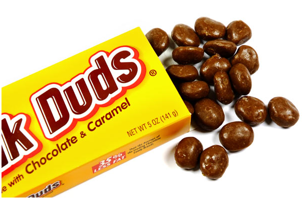 Milk Duds Treasure Island Sweets Ltd