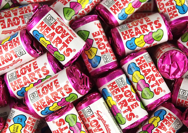Mini Love Hearts