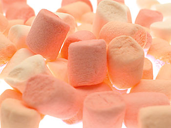Mini Marshmallows (Assorted Colours)