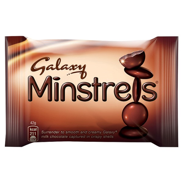 Galaxy Minstrels Traditional Sweets From The Uks