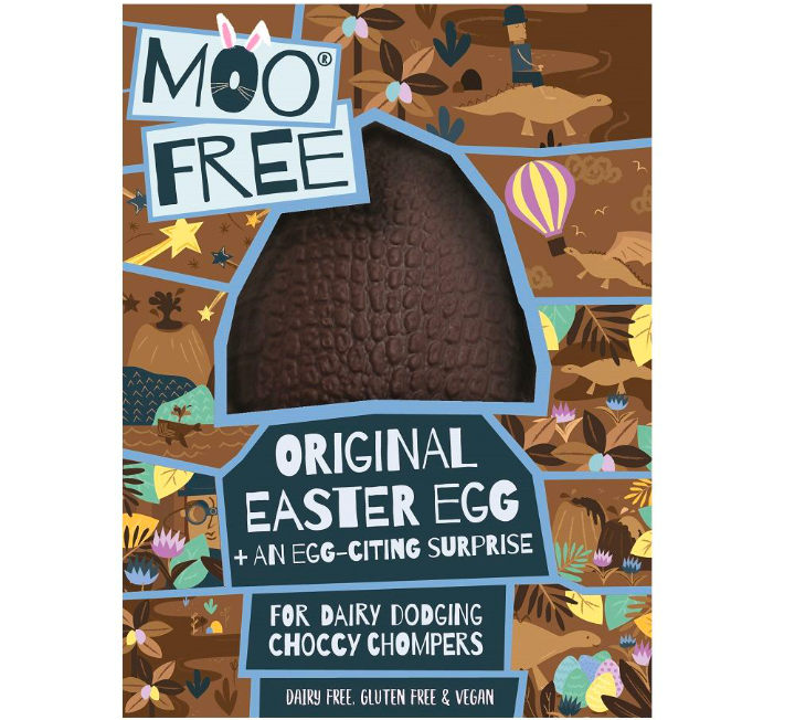 Dairy & Gluten Free Easter Egg Moo Free Original