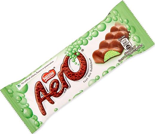 Aero Hot Chocolate With Milk