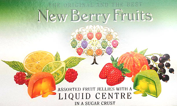 New Berry Fruits 200g