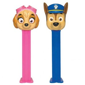 PEZ Paw Patrol Dispensers Box Of 12