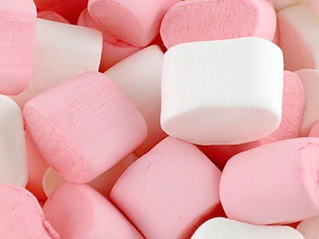 Marshmallows Pink & White