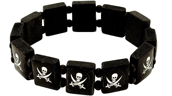 Pirate Bracelet Captain Jack