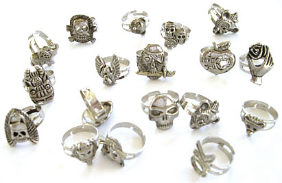 Pirate Rings - Party Bag Filler