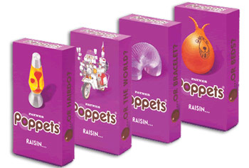 Retro Poppets Limited Edition