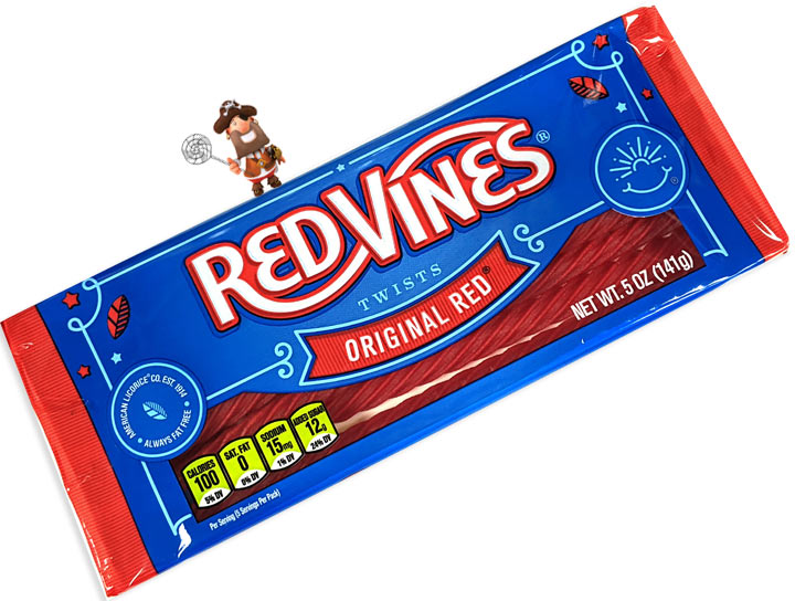 Red Vines Original (141g pack)