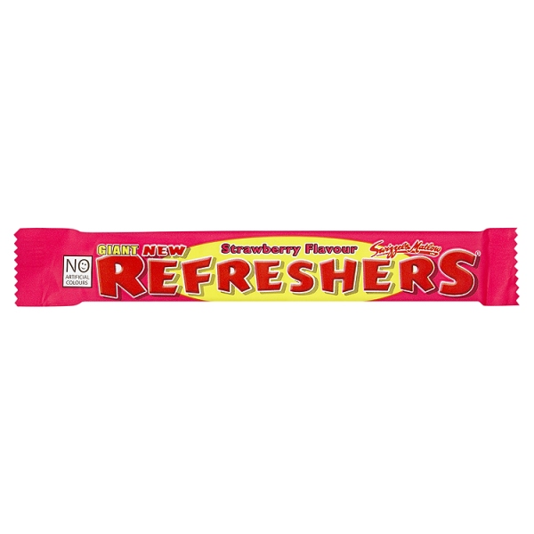 Refresher Chew Bars Strawberry
