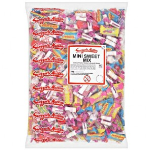 Mini Sweet Mix Swizzels