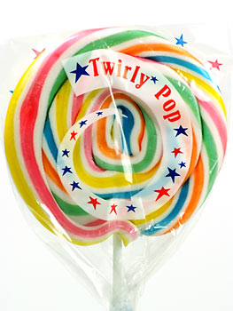 Giant Twirly Pops