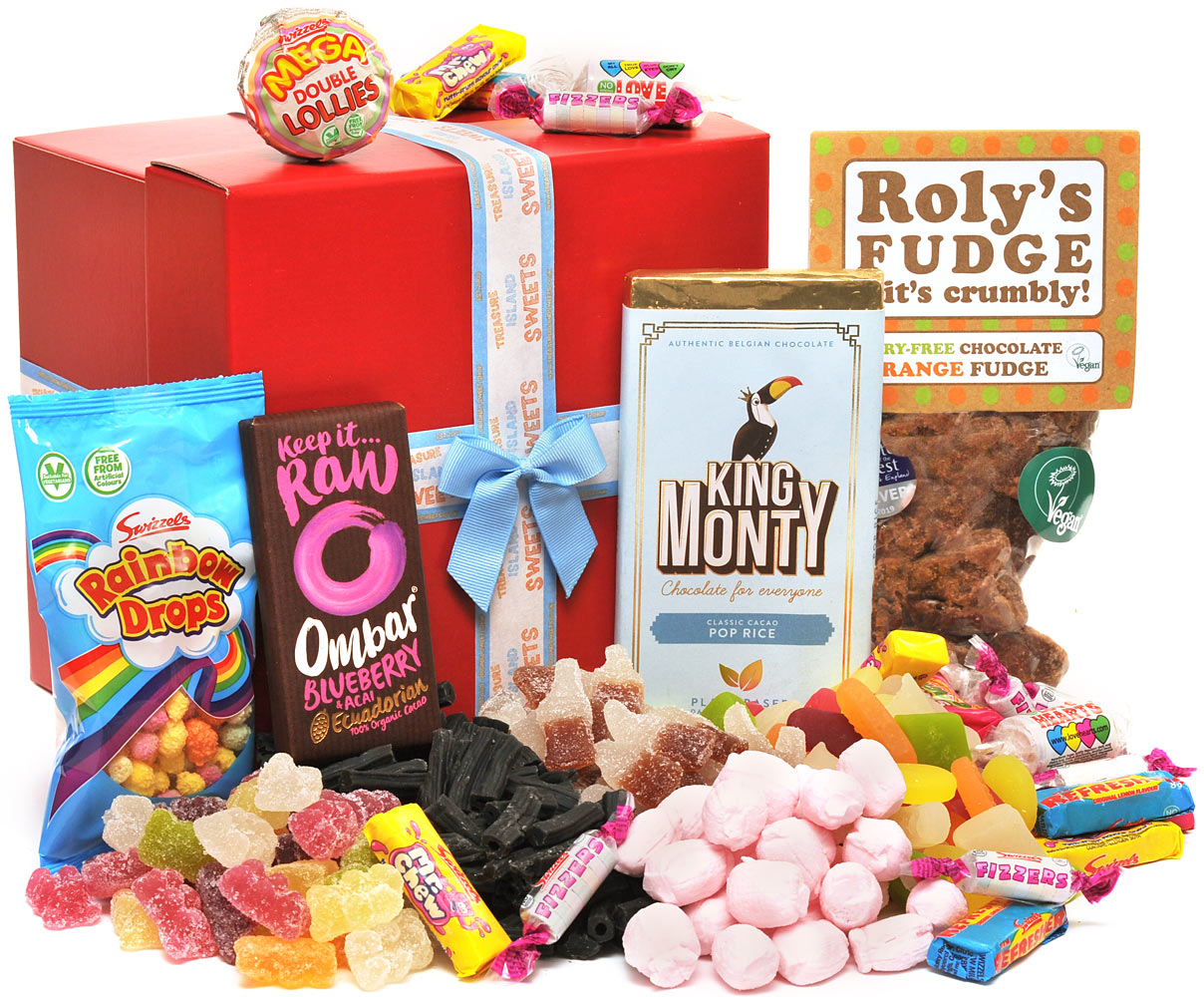 Vegan Sweets & Chocolate Hamper