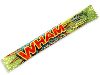 Wham Sour Apple Bars