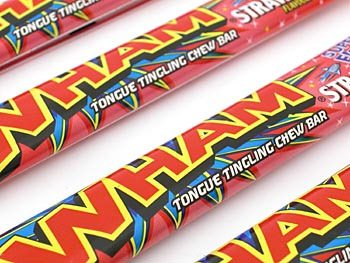 Wham Bars Strawberry