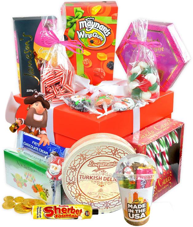 Treasure Island Chocolates