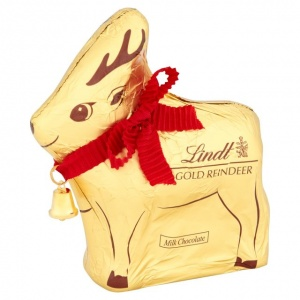 Lindt Mini Chocolate Reindeer's / Santa's