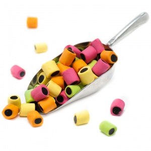 Liquorice Mix Assorted Flavours (Maku)