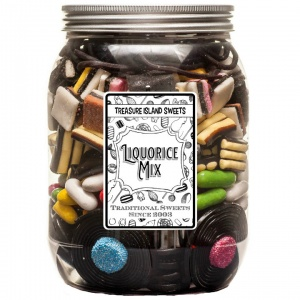 Liquorice Mix Selection Jar