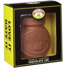 Marmite Flavour Chocolate Jar