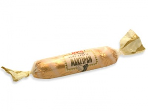 Chocolate Covered Marzipan Bar Zentis 100g