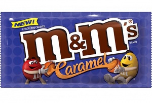 M&M'S Caramel Chocolate