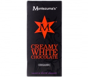 Montezumas Creamy White Chocolate Bar (best before 13.05.20)