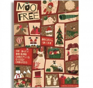 Moo Free Advent Calendar (Vegan Milk Chocolate)