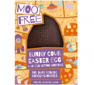 Moo Free FreeFrom Bunnycomb Easter Egg
