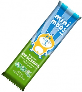Moo Free Original Mini Moo Chocolate Bar