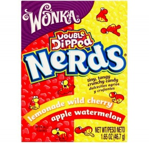 Double Dipped Nerds Wonka