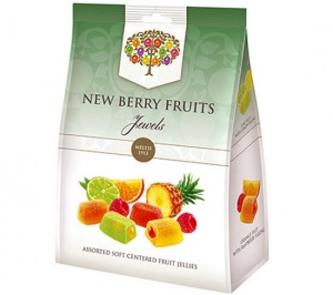 New Berry Fruits Jewels 160g Gift Bag