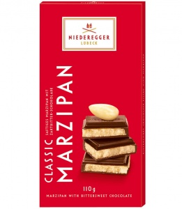 Niederegger Classic Marzipan In Dark Chocolate