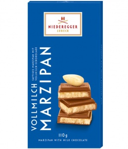 Niederegger Marzipan In Milk Chocolate Bar