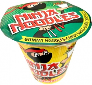 Ninja Noodles - Gummy Sweets In A Pot